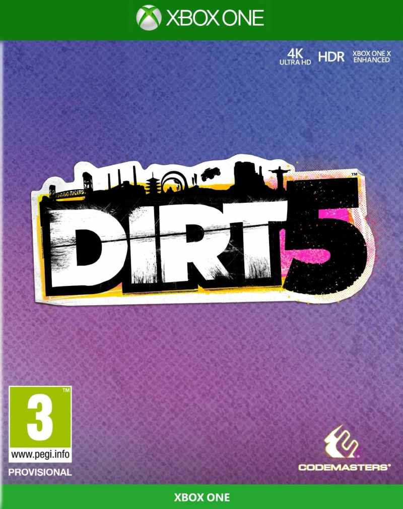 XBOX ONE Dirt 5 - Day One Edition