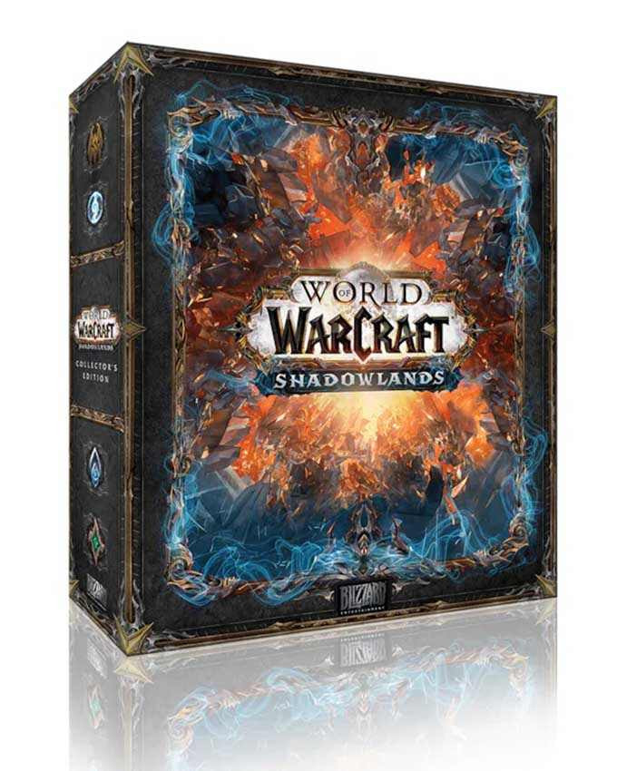 PCG World of Warcraft Shadowlands - Collectors Edition