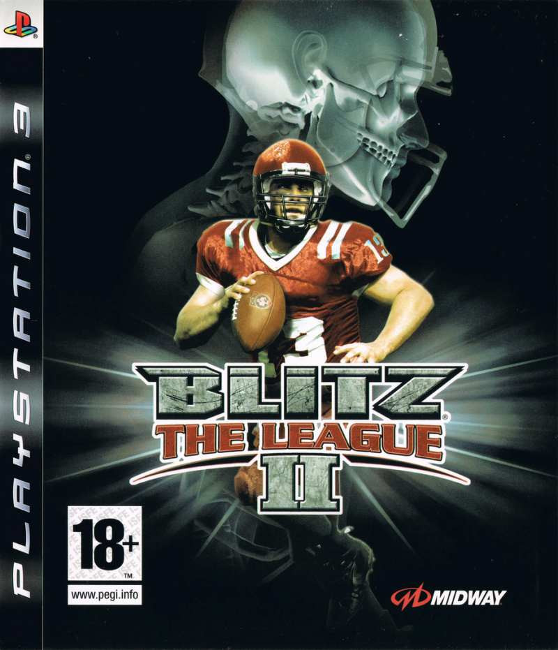 PS3 Blitz - The League 2
