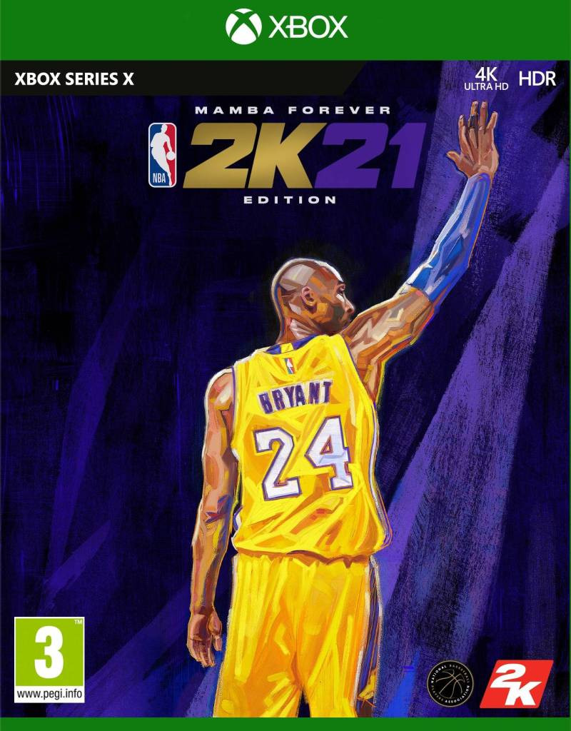 XBSX NBA 2K21 - Mamba Forever Edition