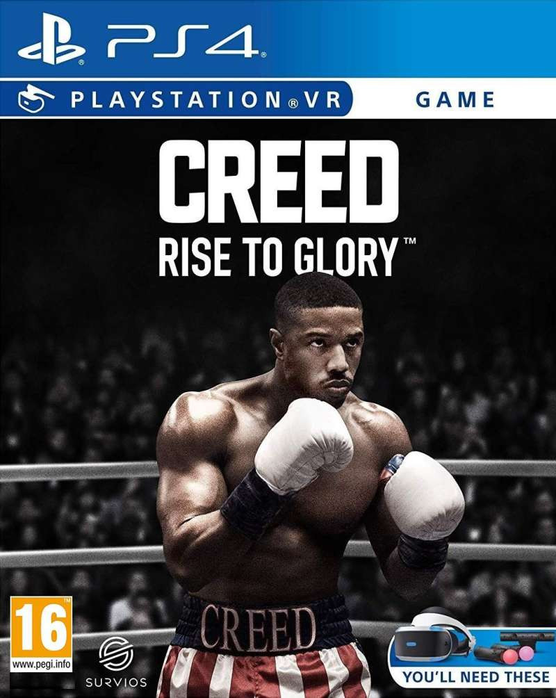 PS4 Creed Rise to Glory VR