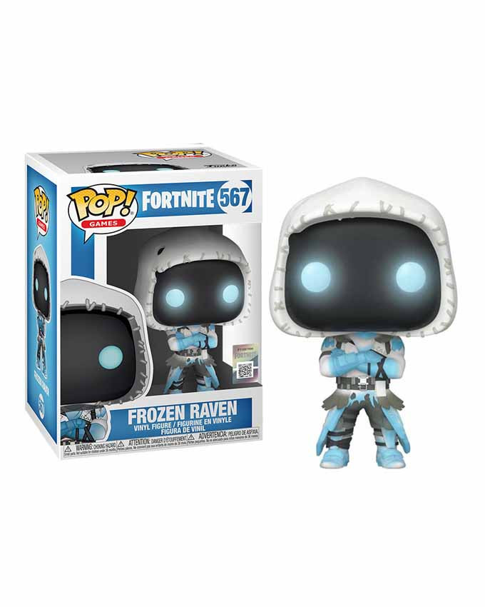 Figura POP! Fortnite - Frozen Raven