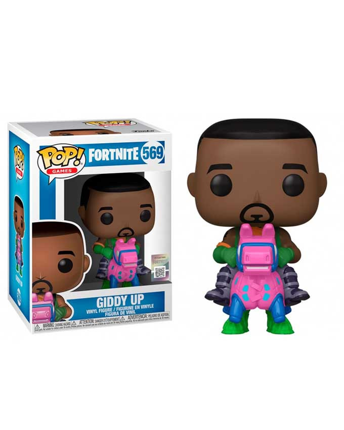 Figura POP! Fortnite - Giddy Up