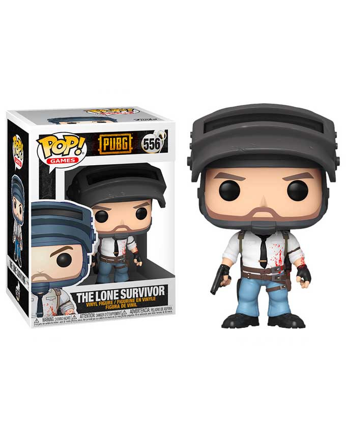 Figura POP! PUBG - The Lone Survivor