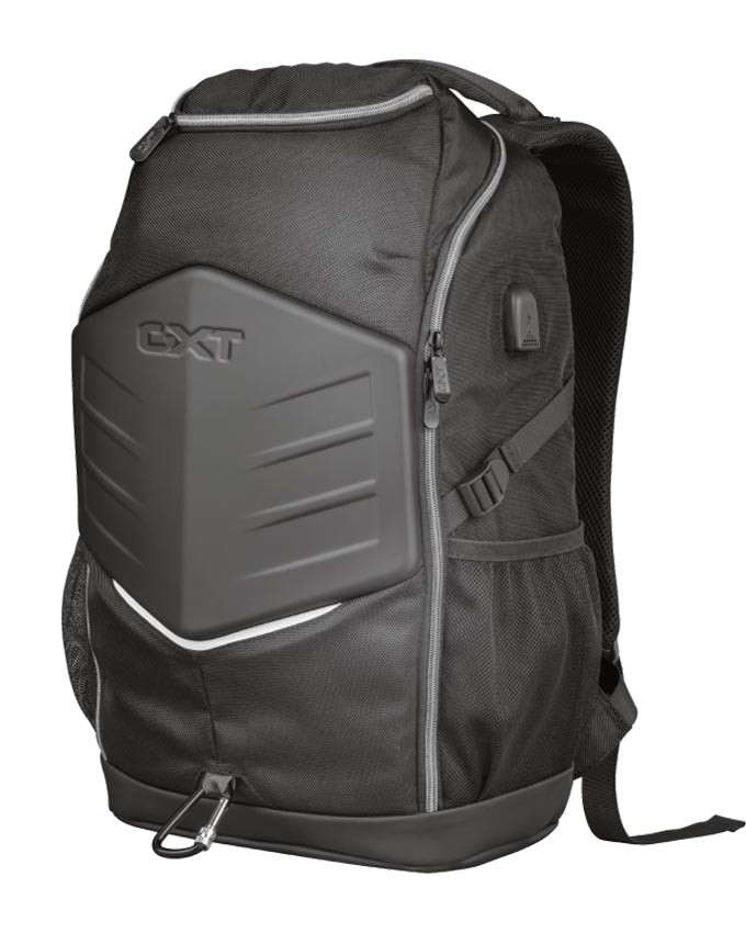 "Ranac Trust GXT 1255 Outlaw 15.6"" Gaming Backpack Black"