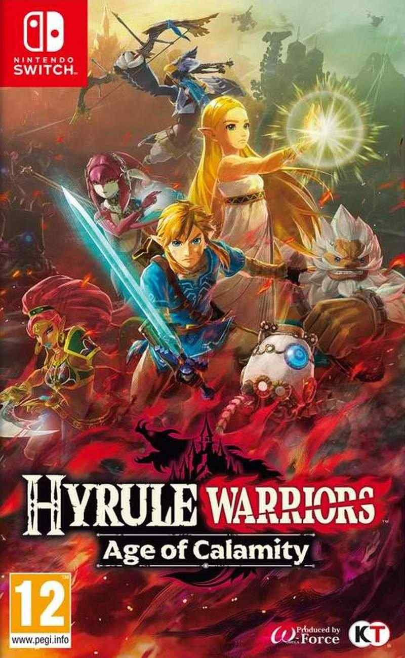 SWITCH Hyrule Warriors - Age of Calamity