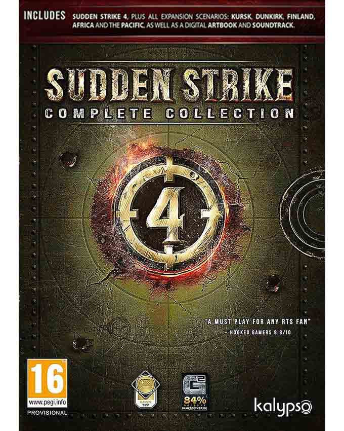 PCG Sudden Strike 4 - Complete Edition