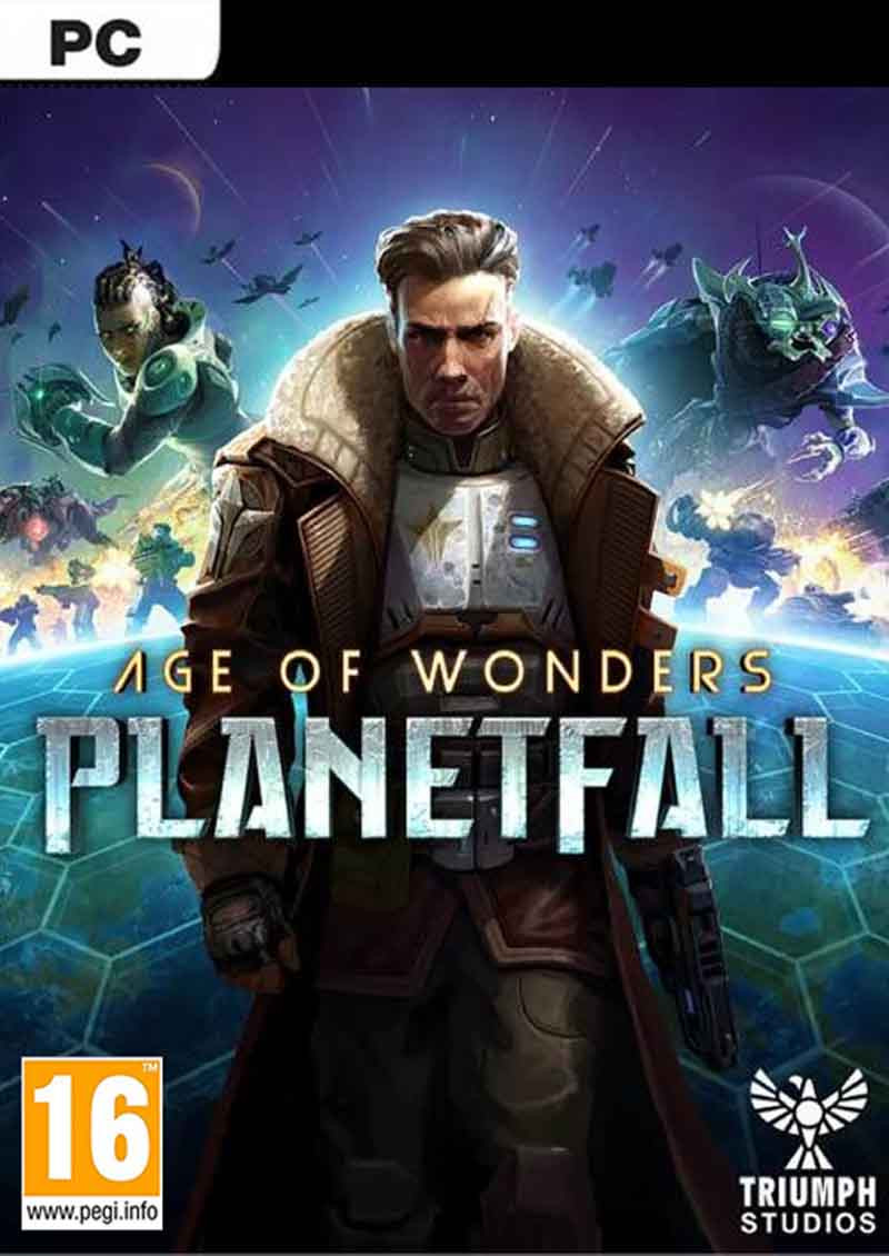 PCG Age of Wonders - Planetfall