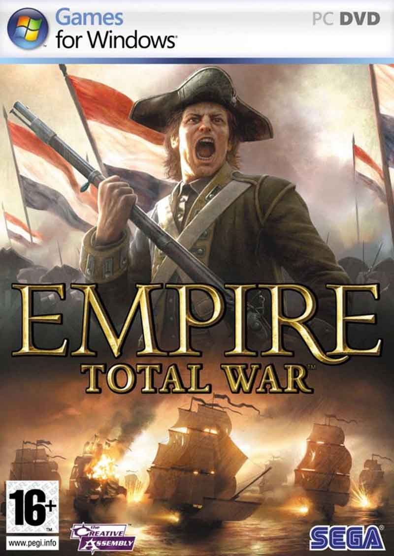 PCG Empire Total War Complete Edition