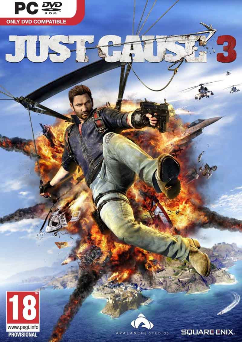 PCG Just Cause 3