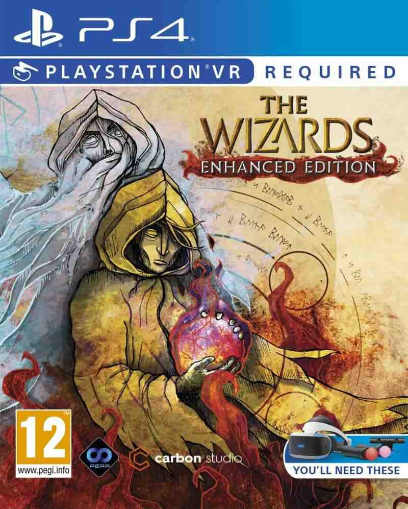 PS4 The Wizards VR
