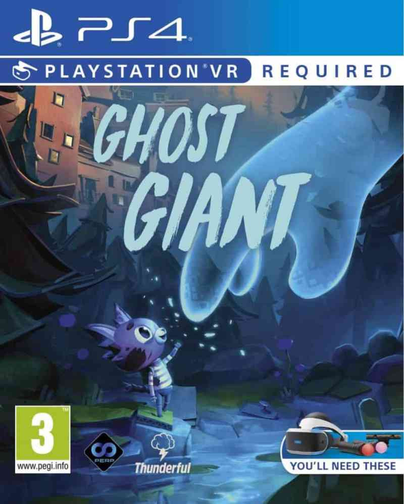 PS4 Ghost Giant VR