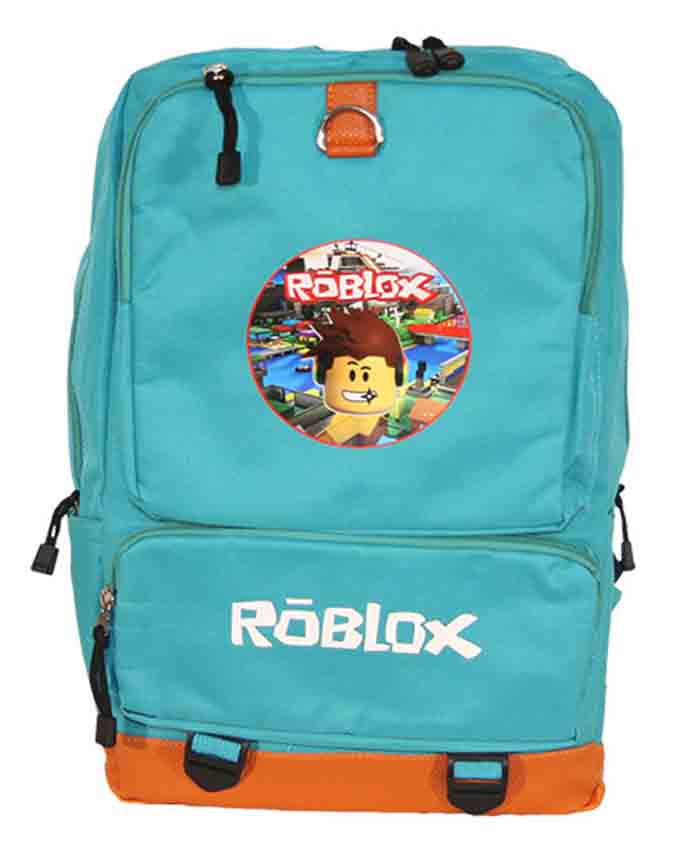 Ranac Roblox Small Turquoise Backpack