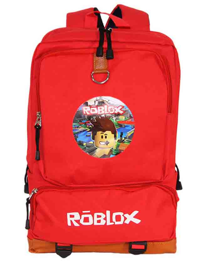 Ranac Roblox Small Red Backpack