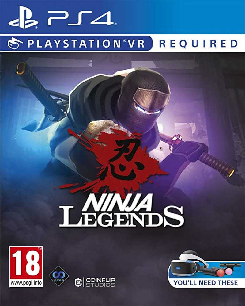 PS4 Ninja Legends VR