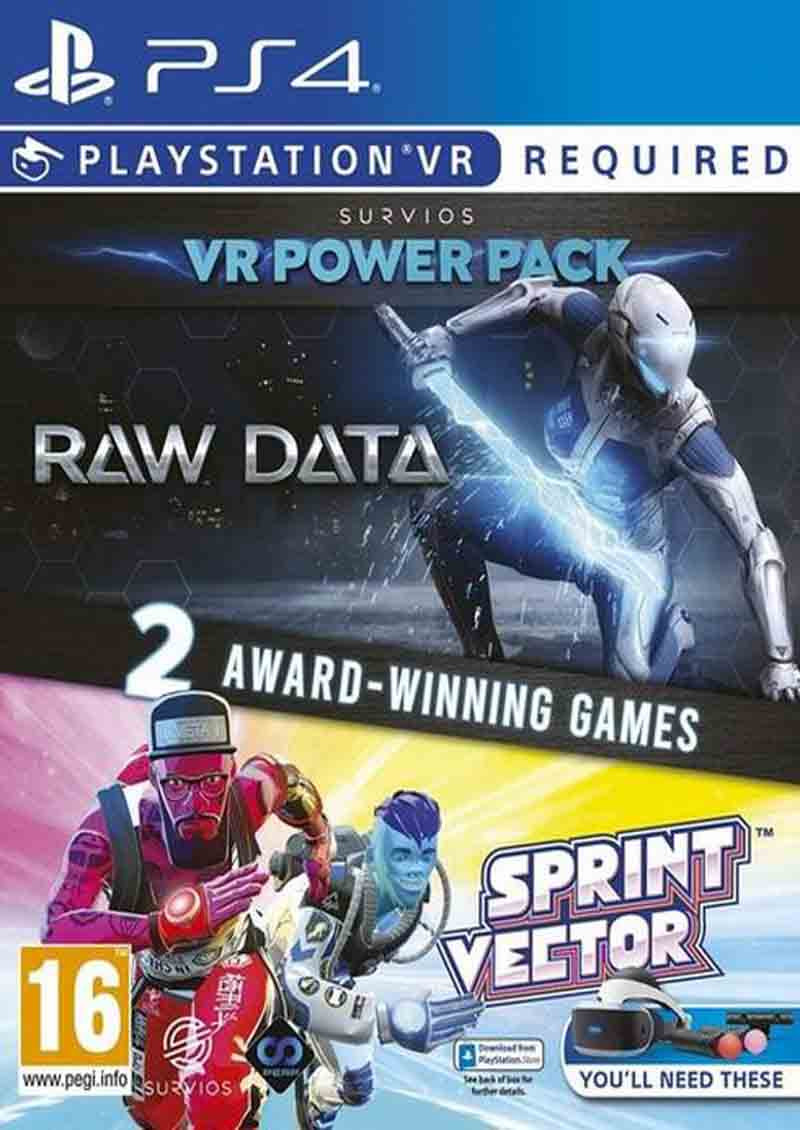 PS4 Survios VR Power Pack