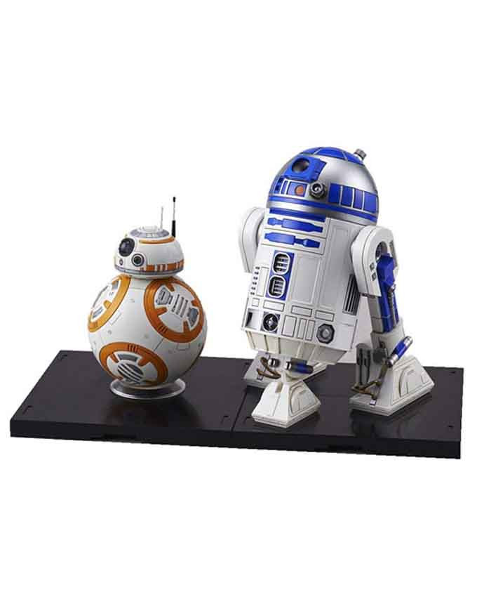 Figura Star Wars 1/12 BB-8 And R2-D2 Model Kit