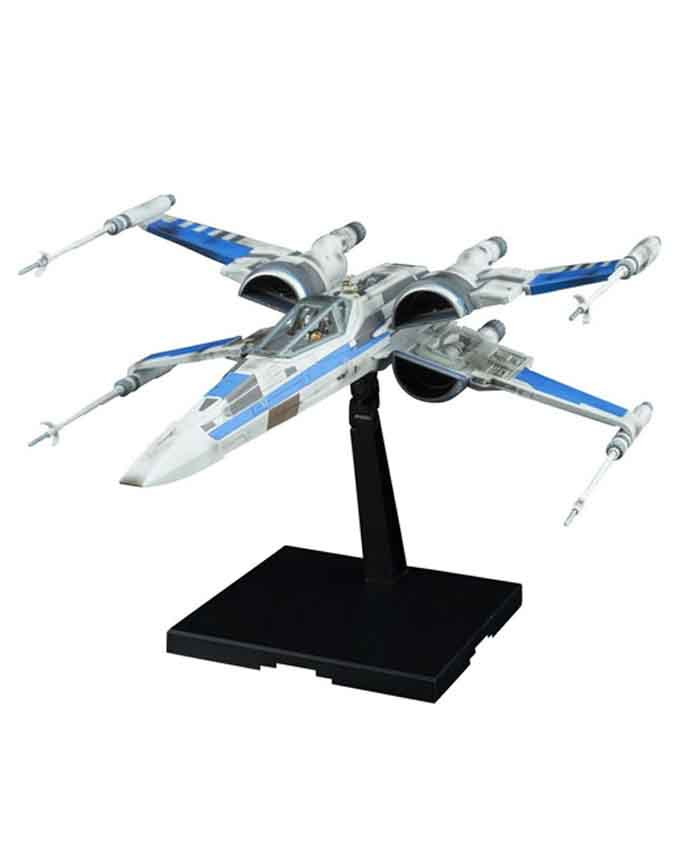 Figura Star Wars 1/72 Blue Squadron Resistance X-Wing Fighter Model Kit