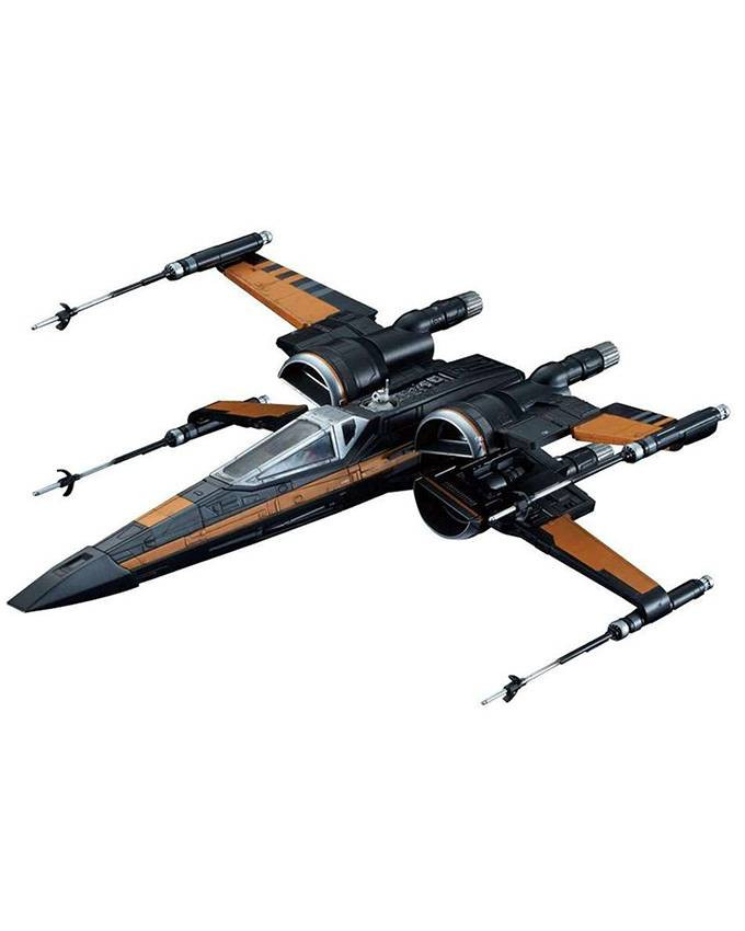 Figura Star Wars 1/72 Poes X-Wing Fighter Model Kit