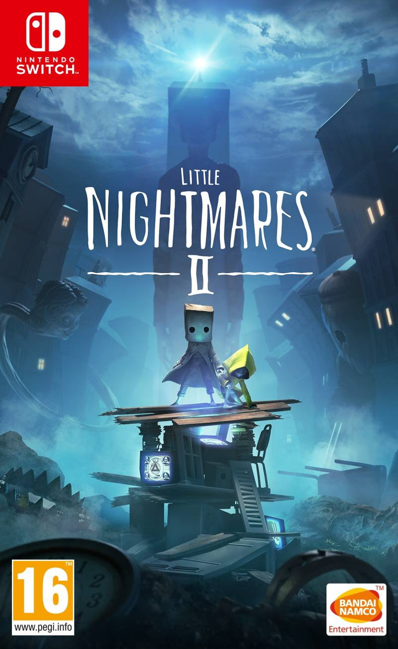 SWITCH Little Nightmares II - Day One Edition