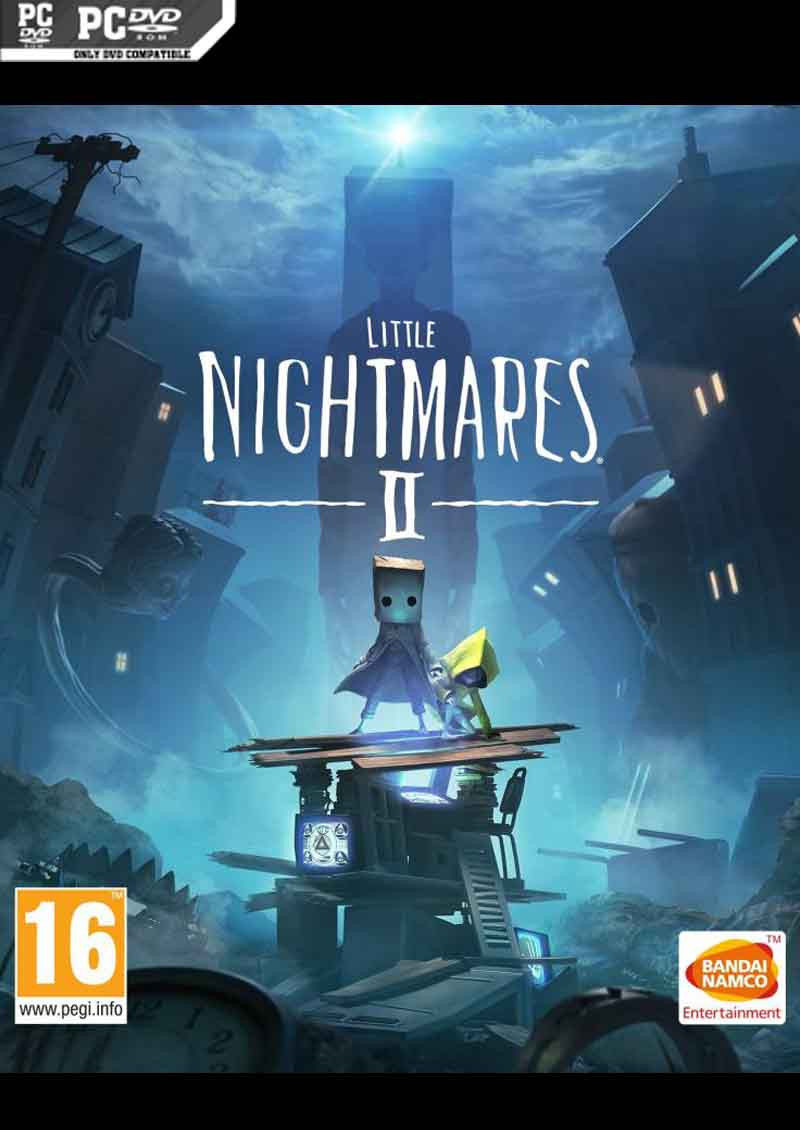 PCG Little Nightmares II - TV Edition