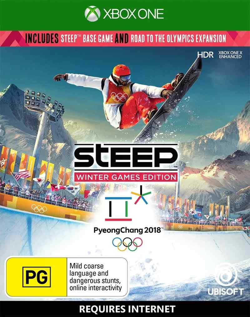 XBOX ONE Steep X Games Edition