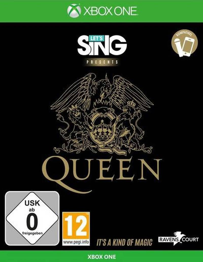 XBOX ONE Lets Sing Queen