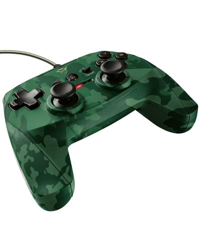 Gamepad Trust GXT 540 PCG / PS3 Camo