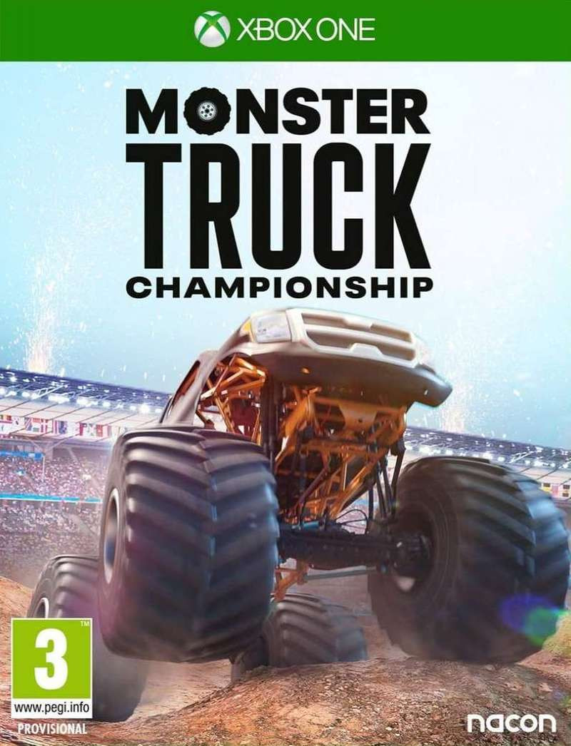 XBOX ONE Monster Truck Championship
