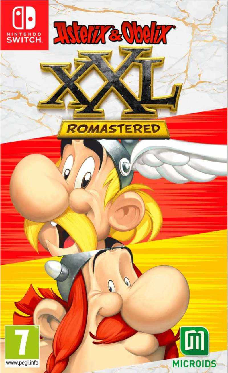SWITCH Asterix And Obelix XXL - Romastered