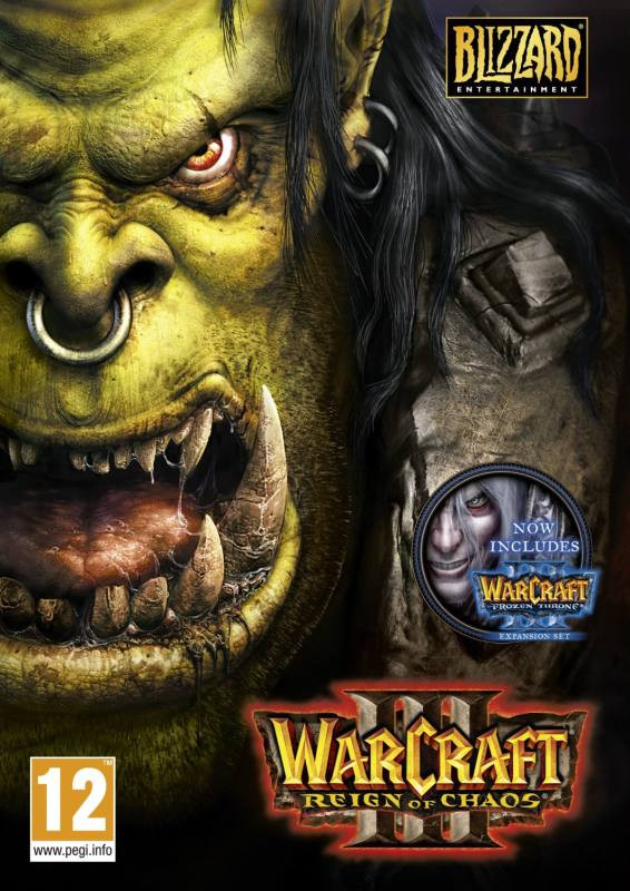 PCG Warcraft 3 Gold (Reign of Chaos + The Frozen Throne)