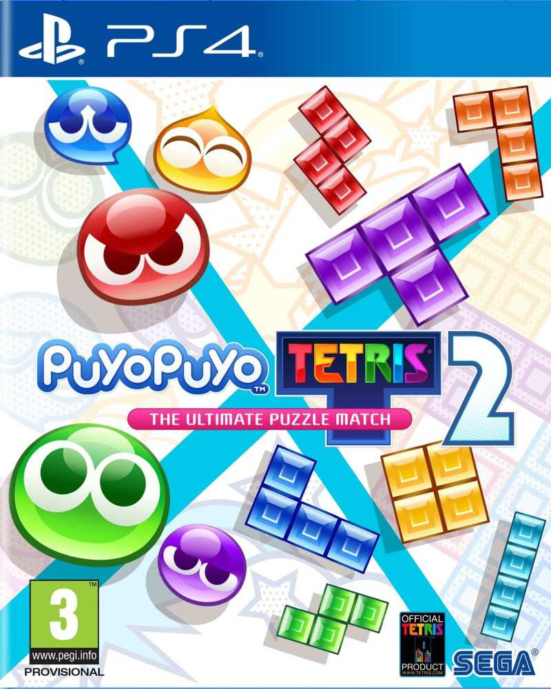 PS4 Puyo Puyo Tetris 2 - Limited Edition