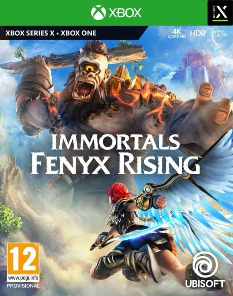 XBOX ONE Immortals Fenyx Rising