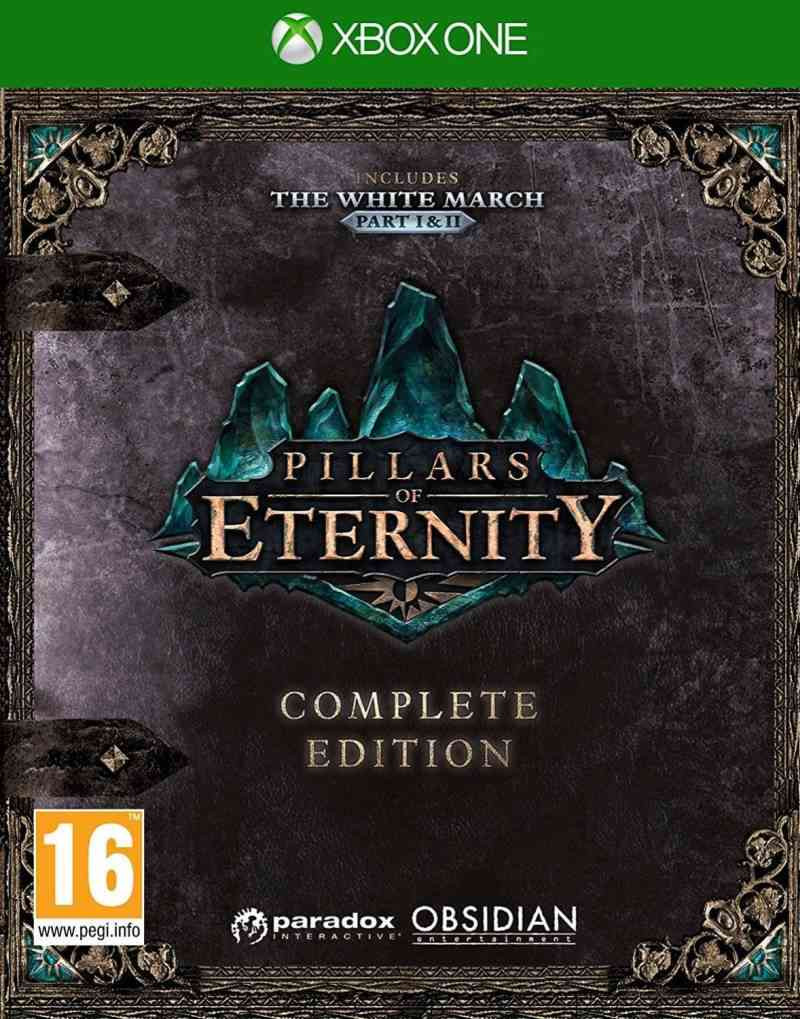 XBOX ONE Pillars of Eternity