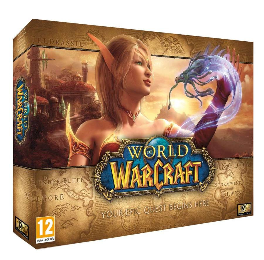 PCG World of Warcraft Battle Chest