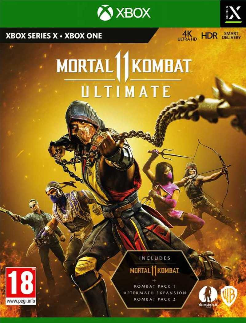 XBOX ONE Mortal Kombat 11 Ultimate