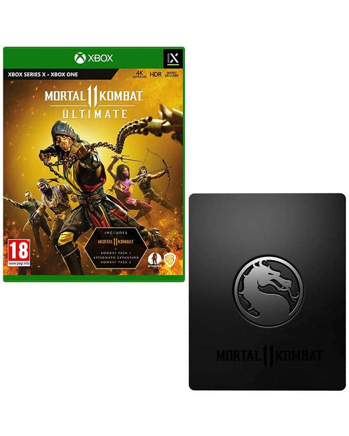 XBOX ONE Mortal Kombat 11 Ultimate - Steelbook Edition