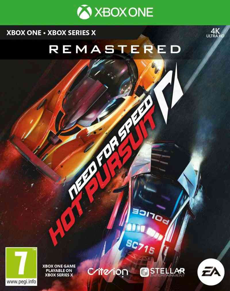 XBOX ONE Need For Speed Hot Pursuit Remastered