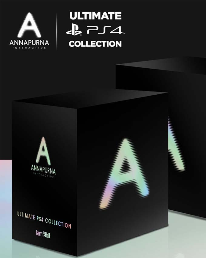 PS4 Annapurna Interactive Ultimate Collection
