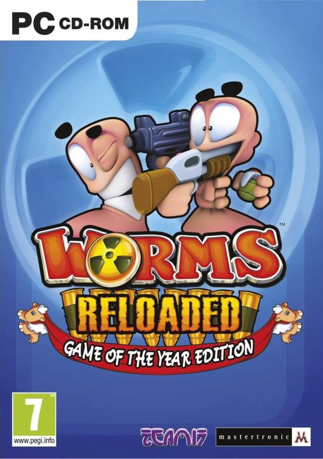 PCG Worms Reloaded