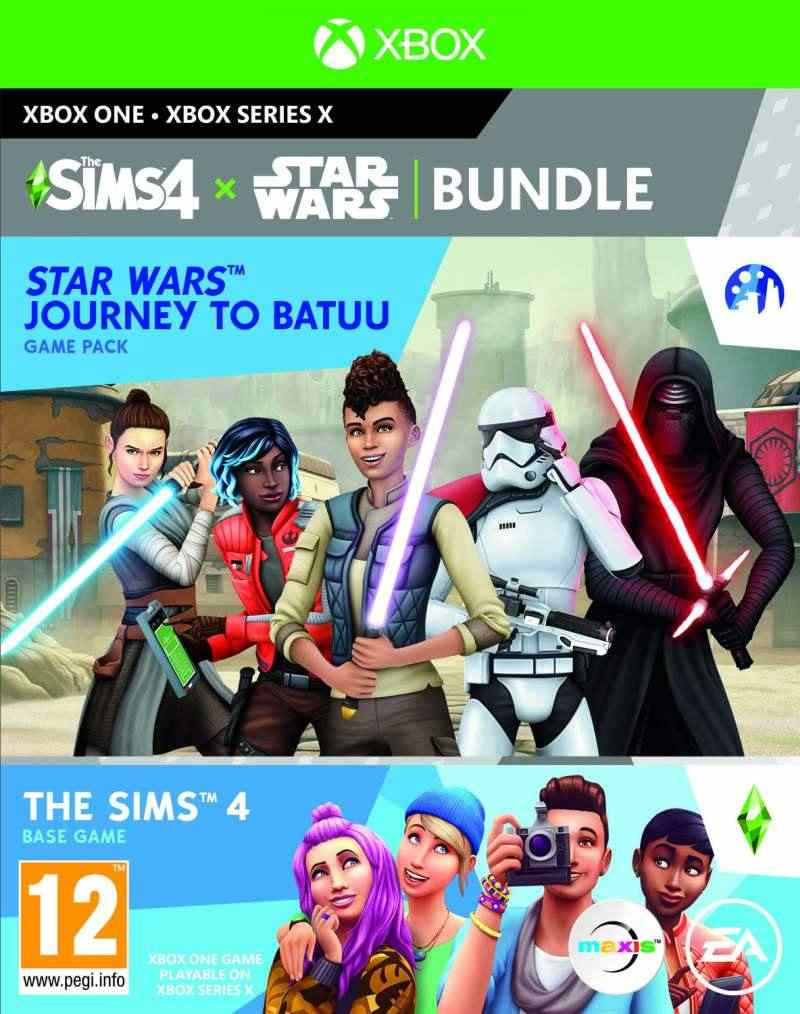 XBOX ONE The Sims 4 Star Wars - Journey to Batuu