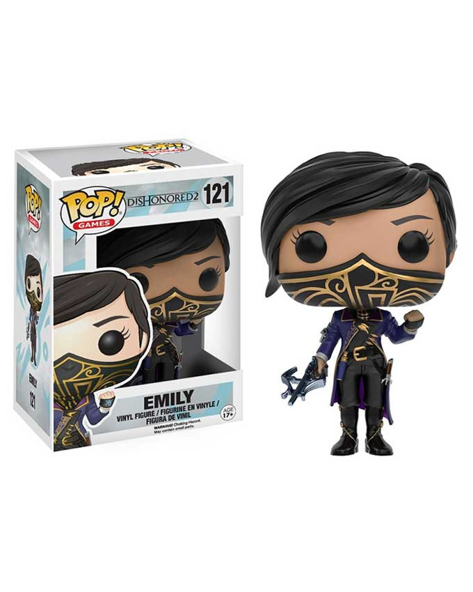 Figura POP! Dishonored 2 - Emily