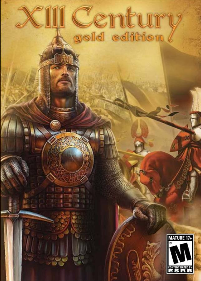 PCG XIII Century Gold Edition (Death or Glory + Blood of Europe)