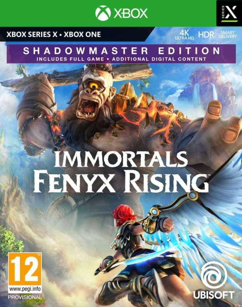 XBOX ONE Immortals Fenyx Rising - Shadowmaster Special Day 1 Edition