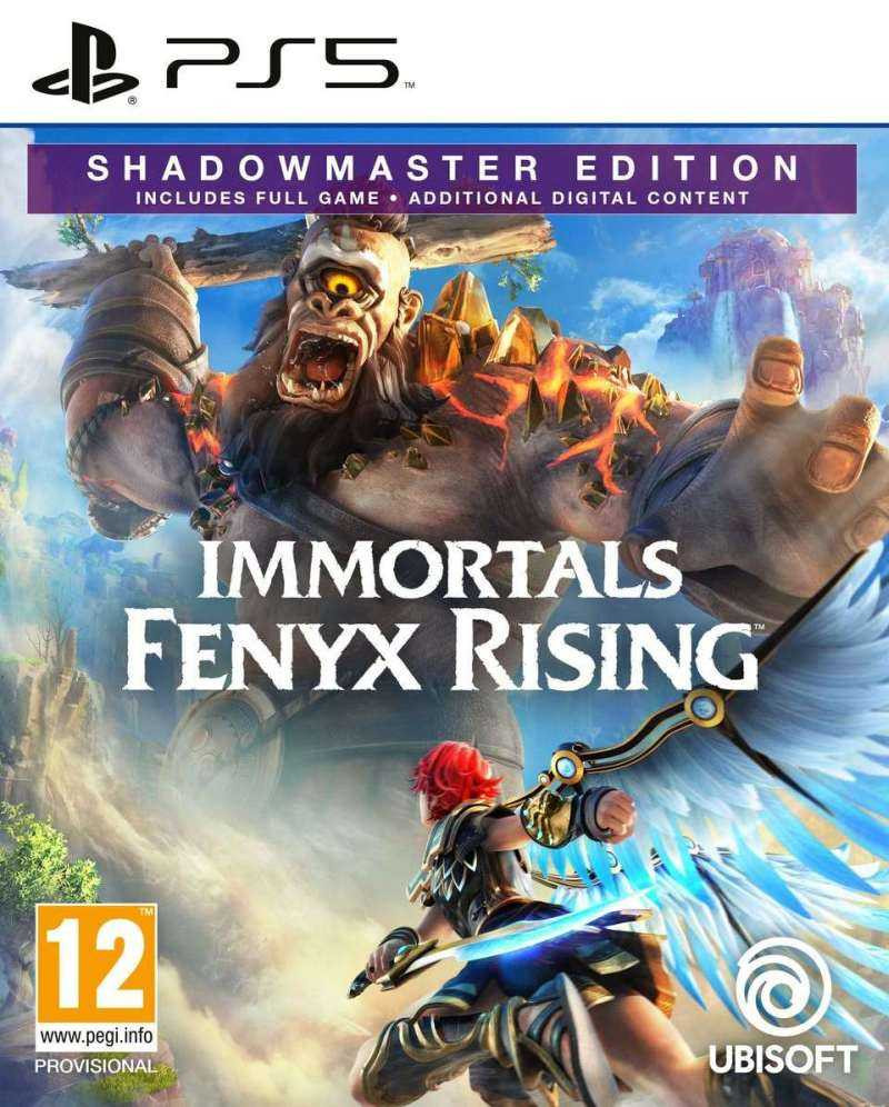 PS5 Immortals Fenyx Rising - Shadowmaster Special Day 1 Edition