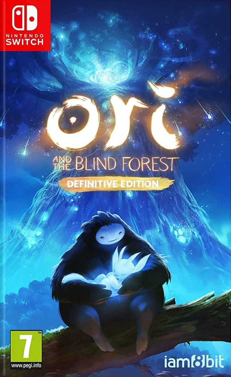 SWITCH Ori And The Blind Forest Definitive Edition
