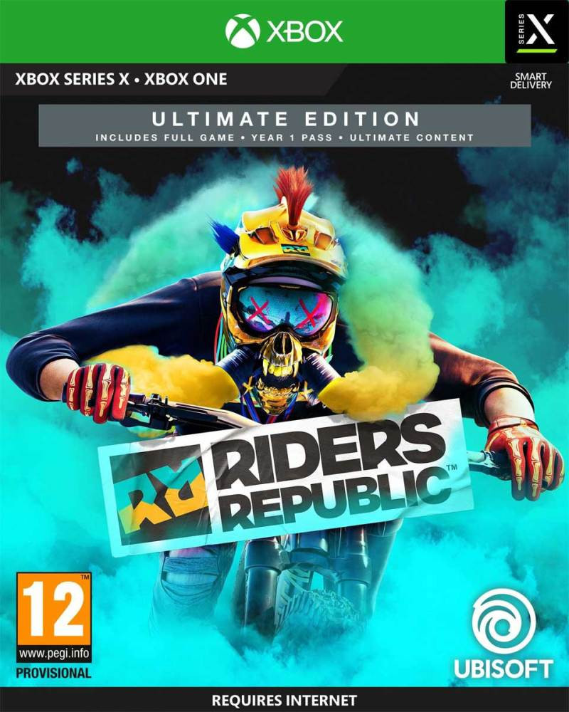 XBOX ONE Riders Republic - Ultimate Edition