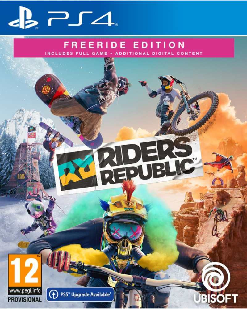 PS4 Riders Republic - Freeride Special Day 1 Edition