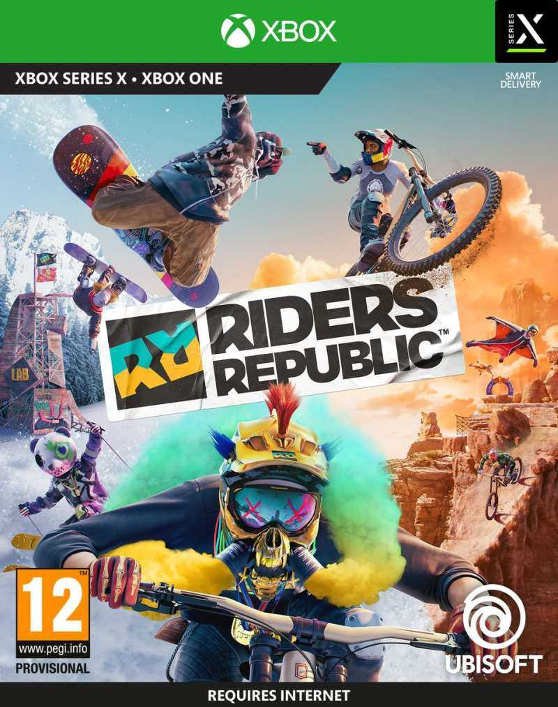 XBOX ONE Riders Republic