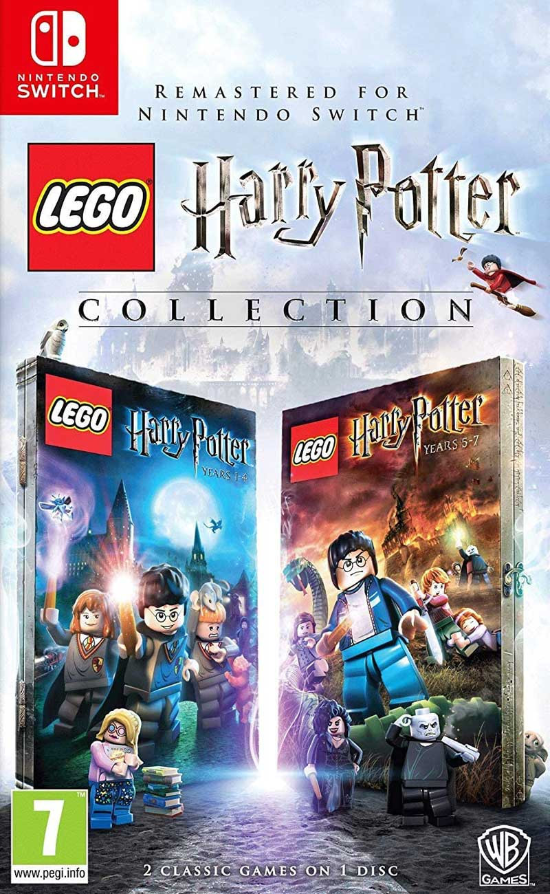 SWITCH LEGO Harry Potter Years 1-7